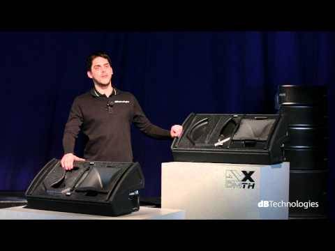 DVX DMTH Active Stage Monitors video tutorial