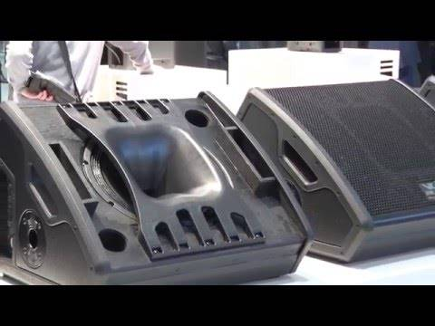 LVX XM active stage monitor series