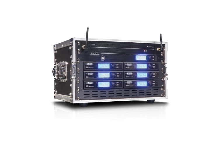 RS16000 Touring Rack